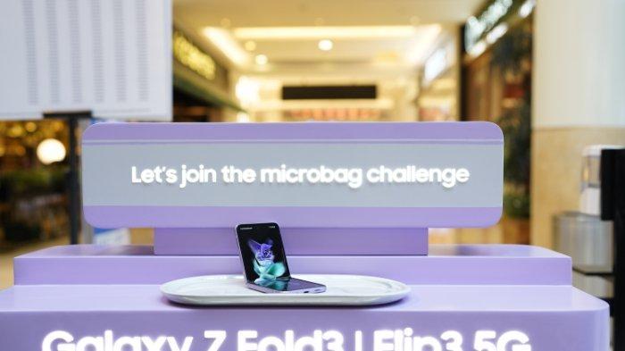 HP Lipat Ngetren di Kalangan Milenial dan Gen Z, Samsung Ajak Pakai Galaxy Z Fold3 dan Z Flip3