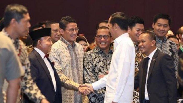 Apa Maksud Sandiaga? Kasihan ke Erick Thohir Menteri Jokowi & Prediksinya yang Sudah Terjadi