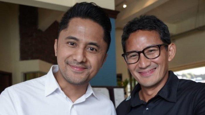 Apa Maksud Sandiaga Bilang Nyalonnya Wakil Presiden Jadinya Papa Online & Nganggur Sekarang