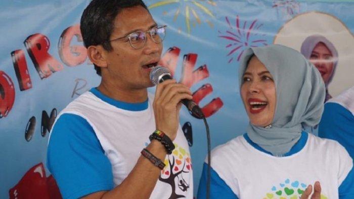 Istri Sandiaga Nur Asia Fix Tidak Maju Pilkada Tangsel Karena Ini Putri Maruf Amin Berpeluang Menang