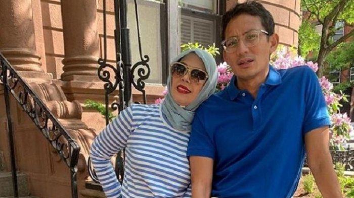 23 Tahun Rumah Tangga Sandiaga Uno & Nur Asia, Kisahnya Pacaran hingga Ijab Kabul di Singapura