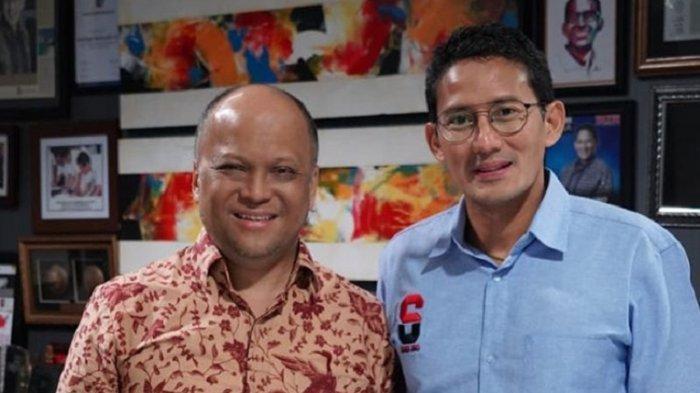 Sandiaga yang Kalah Pilpres 2019, Komentar Rocky Gerung hingga Rencana Besarnya untuk Indonesia
