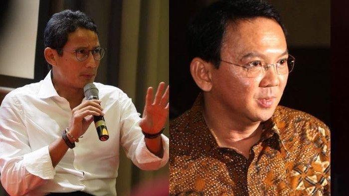 Sandiaga Uno Janji Lakukan Ini ke Ahok Jika Tak Penuhi Perintah Jokowi, Bicara Didepan Najwa Shihab