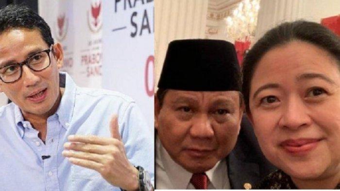 Sudah Habis Lebih Rp 1 Triliun, Apakah Sandiaga Uno Maju Capres 2024 Lawan Prabowo - Puan Maharani?