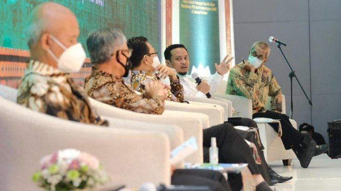 Plt Gubernur Sulsel Andi Sudirman Sulaiman Dorong Pemberdayaan UMKM Lewat Bank Syariah