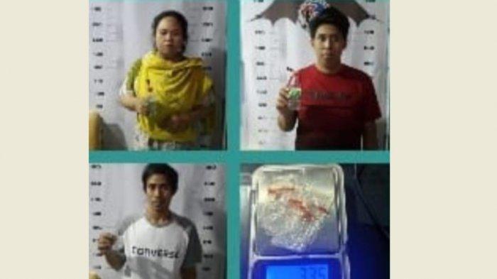 Pesta Sabu di Kandang Ayam, Tiga Pemuda Barru Diringkus Polisi