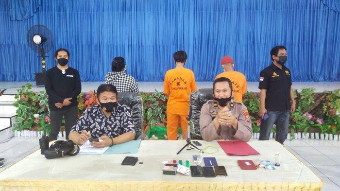 Tiga Pengedar Sabu-sabu di Parepare Ditangkap, Sudah Dibuntuti Selama 1 Tahu