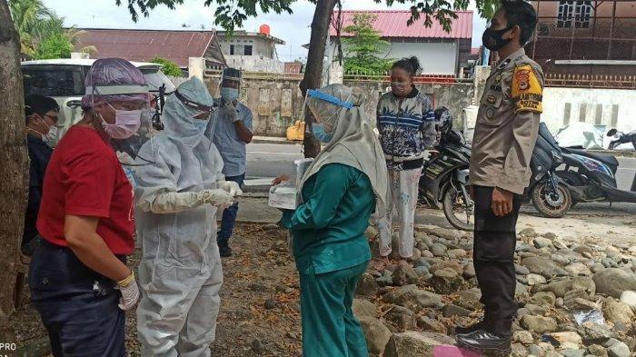 Tracking di Kelurahan Boting, Satgas Covid-19 Wara Palopo Temukan Klaster Keluarga dan Perjalanan