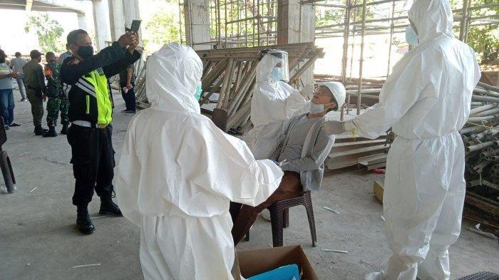 Hasil Swab PCR 189 Pekerja Apartemen di Makassar Keluar, 33 Orang Dinyatakan Positif