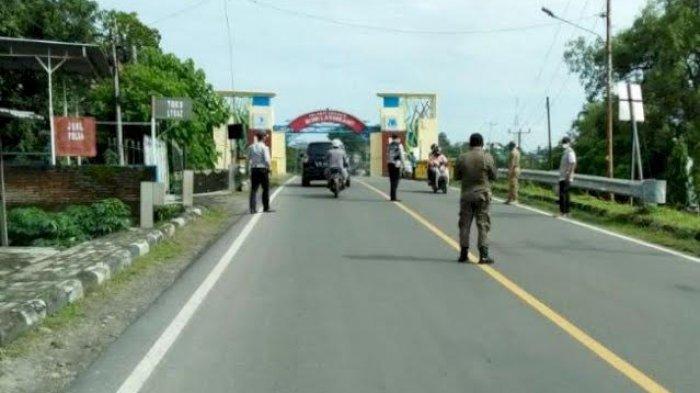 Satgas Penanganan Covid-19 Parepare Perketat Penjagaan di Perbatasan Kota