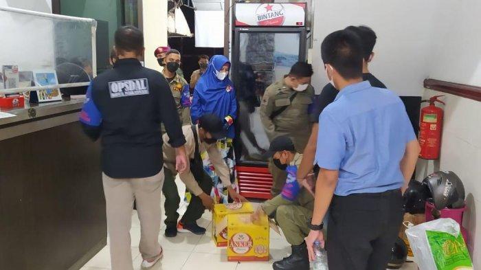 Belum Sebulan, Satgas Raika Kota Makassar Temukan 182 Pelanggaran Prokes Covid-19