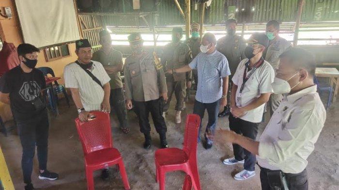 Nekat Jual Miras Saat Ramadan, Satpol PP Parepare Tutup Cafe Bambu di Kecamatan Soreang