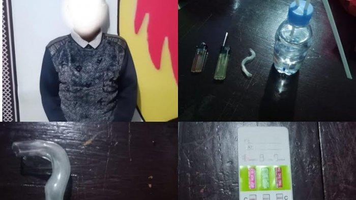 BREAKING NEWS: Tertangkap Basah Miliki Sabu, Mantan Ketua DPRD Enrekang Diciduk Polisi