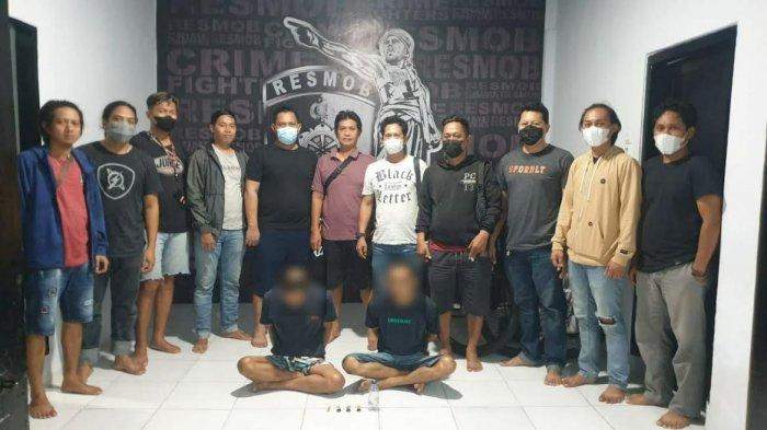 Pelaku Pencurian Handphone di Pinrang Diringkus Polisi Saat Pesta Sabu