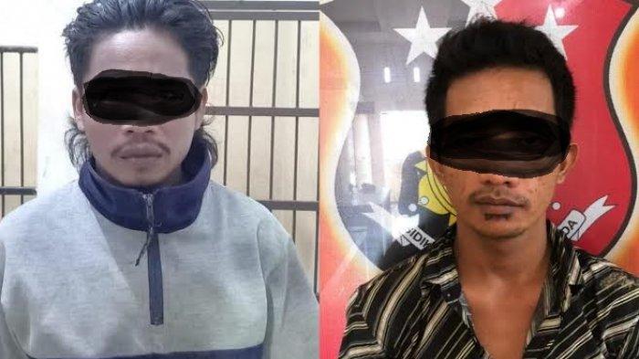 Mobil Mogok, Dua Pelaku Pencurian Batu Bata di Sidrap Ditangkap Polisi
