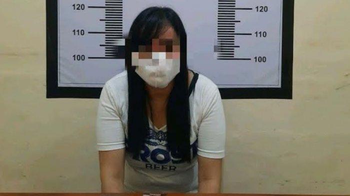Kedapatan Bawa Sabu, IRT di Palopo Ditangkap Polisi