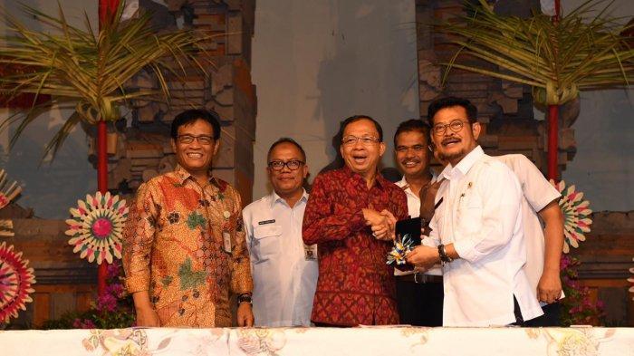 Menteri Pertanian Dukung Program 1 Juta Ternak Sapi Bali