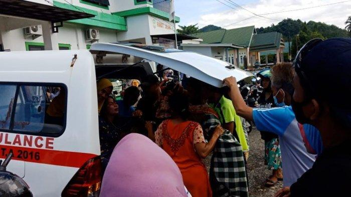 BREAKING NEWS: Satu Murid SD Tewas Tenggelam di Sungai Labokke Luwu