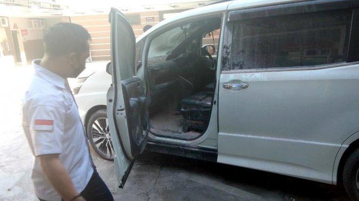 Mobil Tiba-tiba Meledak di RS Madyang Palopo, Pasien dan Pengunjung Kaget