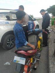 Bunyinya Sering Ganggu Orang Shalat, 20 Motor Diamankan di Bantaeng