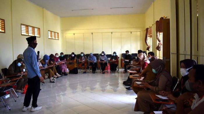 SPNF Sanggar Pendidikan Belajar Bantaeng Gelar Workshop TBM