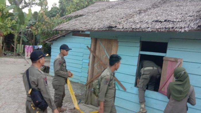 Satpol PP Luwu Timur Tertibkan 4 Kafe Ballo di Balaikembang Mangkutana