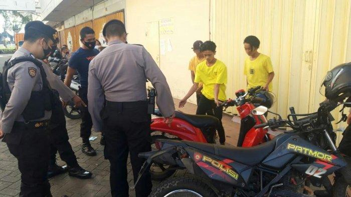 Boncengan Tiga dan Ugal-ugalan Saat Berkendara, 3 Remaja di Gowa Ditangkap Polisi