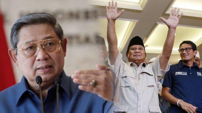 Setelah Kalah di Pilpres 2019, Partai Demokrat Ungkap Sempat Tak Setuju Sandiaga Dampingi Prabowo