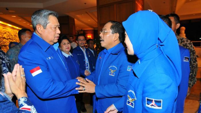 Ilham Arief Sirajuddin: Saya Ikut Musda Biar Kader Demokrat Ketua DPRD Sulsel, Ullah Bilang Begini