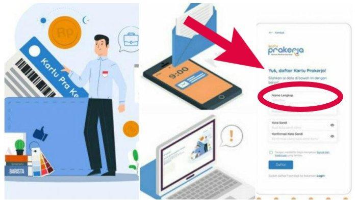 KLIK www.prakerja.go.id - 2 Penyebab Gagal Daftar Kartu Pra Kerja, Perhatikan Ini di Gelombang II