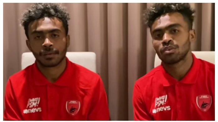 Link Live Streaming PSM vs Bhayangkara FC: Yakob dan Yance, Duo Sayuri Ajak Nonton Rumah