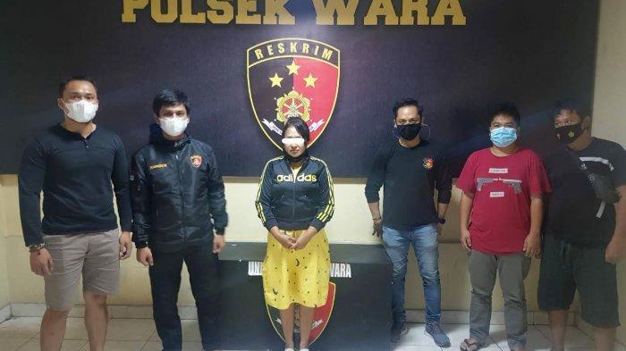 Gelapkan Uang dan Gadaikan Mobil Rental, Wanita Residivis di Palopo Ditangkap