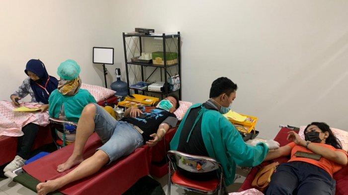 CitraLand Tallasa City Sukses Gelar Tes Kebugaran dan Donor Darah