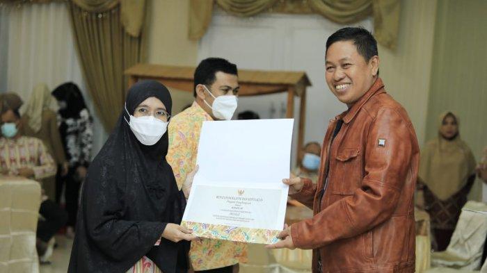 Dongkrak PMPRB Pangkep, 10 ASN Diganjar Penghargaan Assesor Terbaik