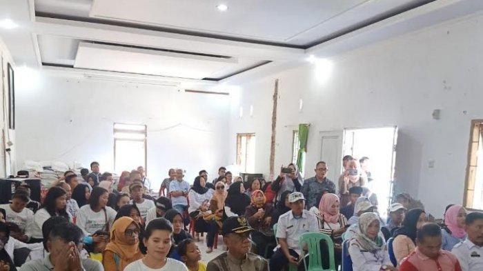 Dinas PMD dan Pemdes Dua Pitue Sidrap Studi Tour di Desa Pitue Pangkep