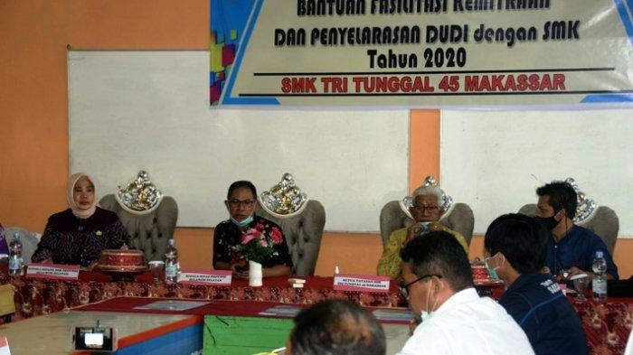 Kepala Disdik Sulsel Prof Jufri Jadi Saksi Adanya 'Perkawinan Massal' di SMK Tri Tunggal 45 Makassar