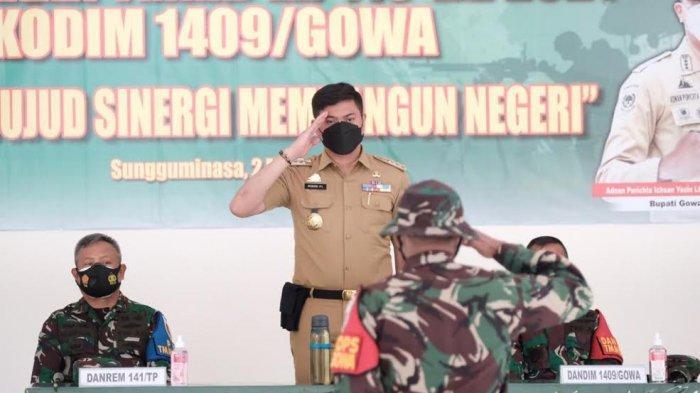 150 Personel Dikerahkan Program TMMD di Gowa, Ada Pembangunan Jalan Sepanjang 1 Km