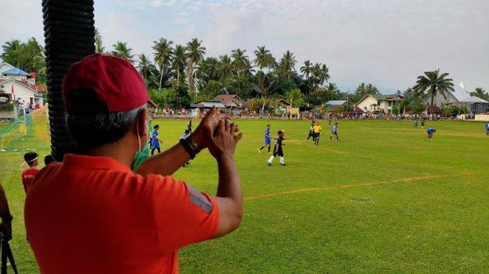 16 Klub Perebutkan Hadiah Rp 10 Juta di Watangkume Cup II di Pancakarsa Luwu Timur