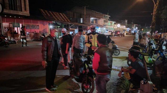 Razia Kendaraan di Majene, Polisi Sita 17 Sepeda Motor dan 37 Kendaraan Ditilang