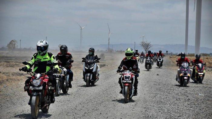 FOTO: Mandiri Bikers Club Indonesia Kopi Darat Nasional di Tanjung Bira Bulukumba - sebanyak-300-an-bikers-yang-tergabung-dalam-mand7.jpg
