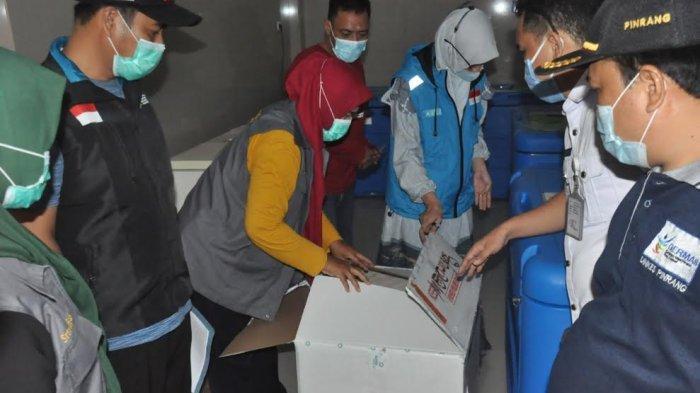 Vaksinasi Covid-19 Pelayanan Publik di Pinrang Mulai 2 Maret 2021