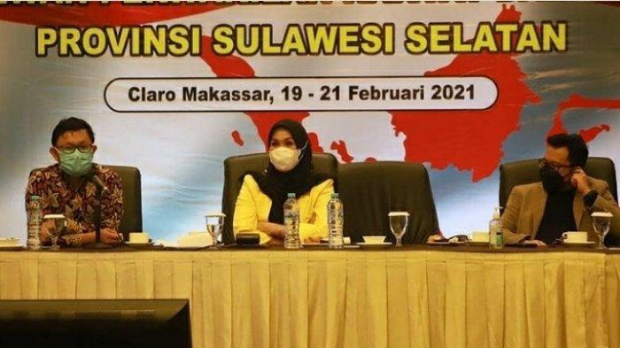 3 Hari, 85 Legislator Sulsel Workshop di Hotel Claro