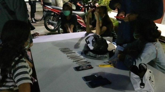 Prostitusi Online, 16 ABG Booking 3 Kamar Hotel Andra Panakkukang Makassar