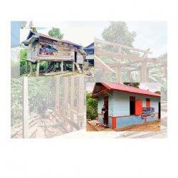 Karena Aku Anak Toraja, Nenek Nitti Punya Rumah Layak
