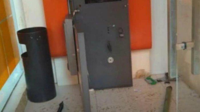ATM Milik Bank BUMN di Bontomanai Bulukumba Nyaris Dibobol OTK, Warga Temukan Linggis