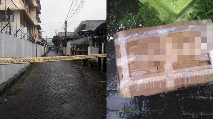 BREAKING NEWS: Paket Mencurigakan Gegerkan Warga Jl Sungai Limboto Makassar