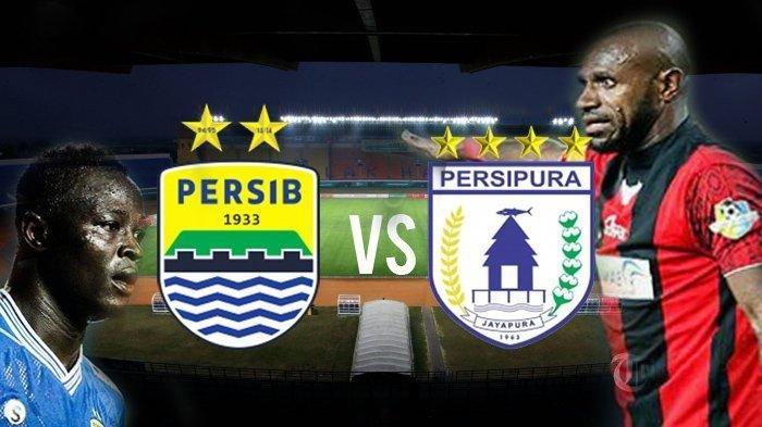 SEDANG BERLANGSUNG, 2 Link Live Streaming Indosiar Persib Bandung vs Persipura,Nonton via HP di Sini