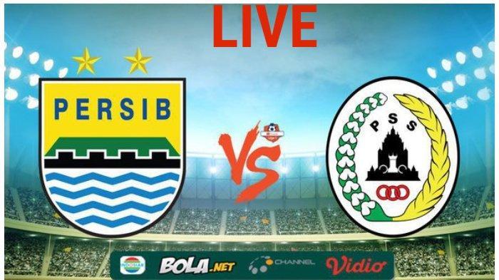 SEDANG BERLANGSUNG 4 Live Streaming Indosiar TV Online Persib Bandung vs PSS Sleman, Nonton di HP