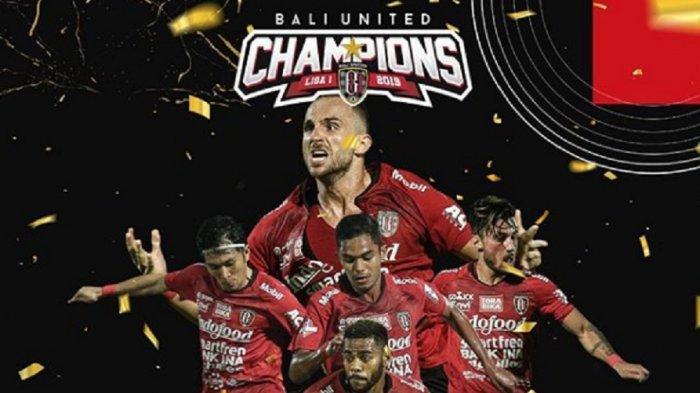 SEDANG BERLANGSUNG, 5 Link Live Streaming TV Online Bali United vs Madura United, Pesta Sang Juara