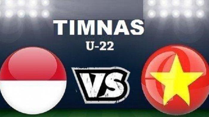 Babak II Berlangsung: Timnas Indonesia U23 0-1 Vietnam: Link Live Streaming RCTI meTube.id